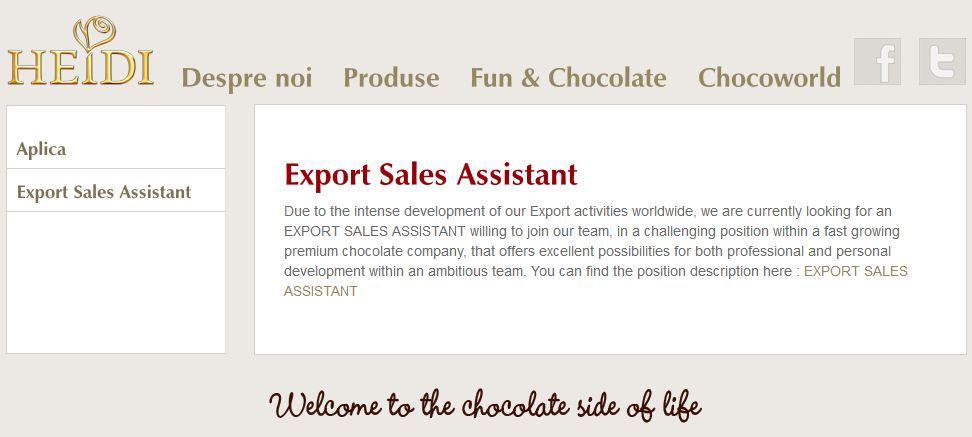 Heidi_Chicolate_Romania_cauta_Export_Sales_Assistant_Food_News_Romania