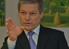 Portrait of Dacian Ciolos, Commissioner for Agriculture and Rural Development