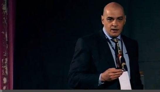 Creierul omului asa cum il vad eu: Prof.Dr. Ioan Stefan Florian