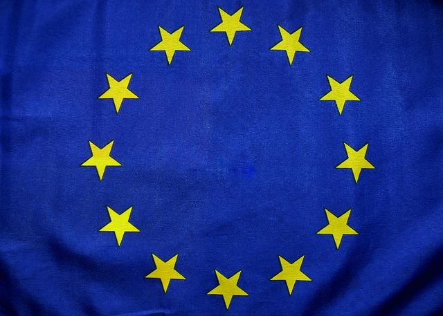 e832b6092af1023ecd0b470de7444e90fe76e6dd18b613489cf4c9_640_Europe-flag