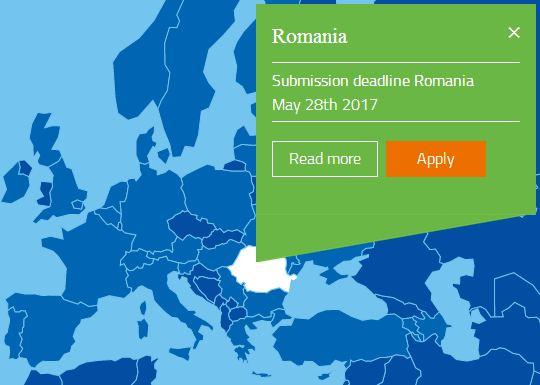 Climate Launchpad Food News Romania