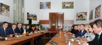 Conducerea MADR a primit vizita unei delegaţii parlamentare din Cehia
