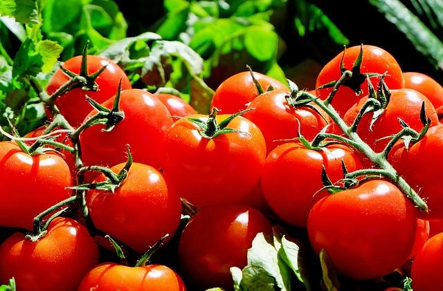 e837b90f20f1083ecd0b470de7444e90fe76e6dc1db1104697f1c6_640_tomatoes-in-supermarket