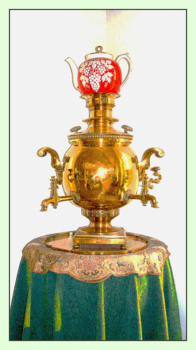 Samovar photo