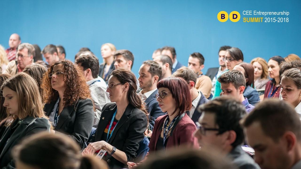 CEE Entrepreneurship Summit 2015-2018